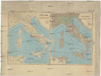 Italien nach seinen historischen Bestandtheilen