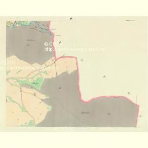 Wichstadtl (Mlatkow) - c4739-1-004 - Kaiserpflichtexemplar der Landkarten des stabilen Katasters