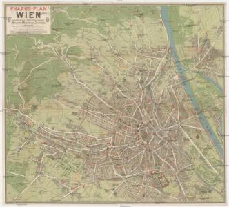 Pharus-Plan Wien