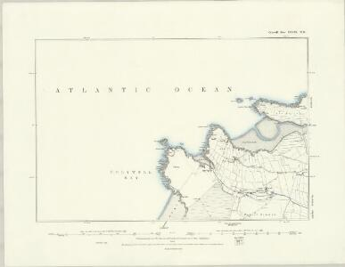 Cornwall XXXIX.SE - OS Six-Inch Map
