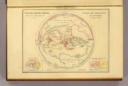 Geographie des Grecs Primitive.
