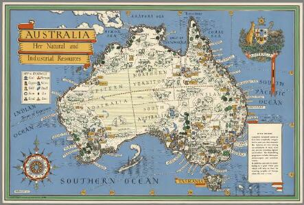 Australia: her natural and industrial resources