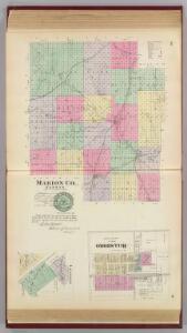Marion Co., Hillsboro, Lehigh,  Kansas.
