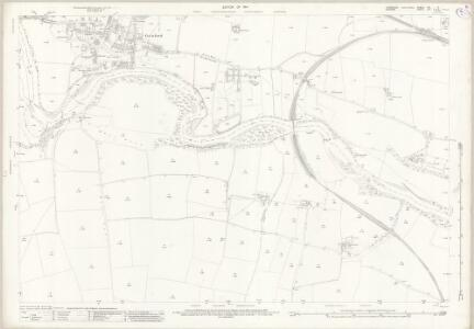 Yorkshire XIV.5 (includes: Barforth; Eppleby; Gainford) - 25 Inch Map
