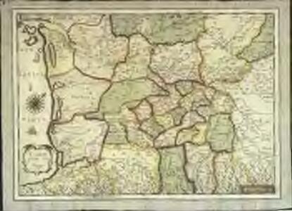 Carte generale de Guyenne
