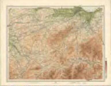 Edinburgh - Bartholomew's 'Survey Atlas of Scotland'