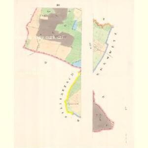 Ihlawka - m1102-1-003 - Kaiserpflichtexemplar der Landkarten des stabilen Katasters
