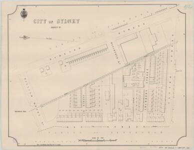 City of Sydney, Sheet S3, 1888