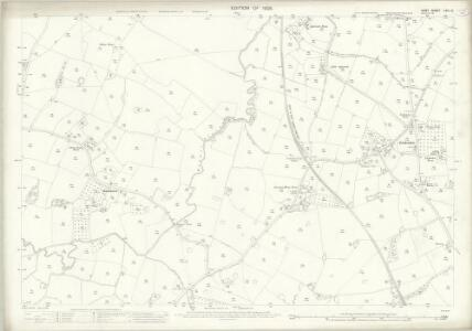 Kent LXIII.10 (includes: Biddenden; Frittenden; Headcorn) - 25 Inch Map