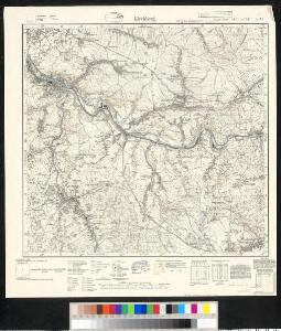 Meßtischblatt 5341 : Kirchberg, 1942