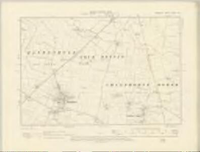 Somerset LXXXII.NE - OS Six-Inch Map