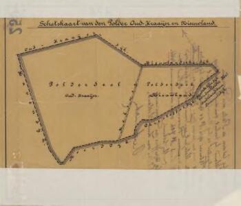 Polder Oud-Kraaijer en Nieuwland, gemeente Melissant en Sommelsdijk.