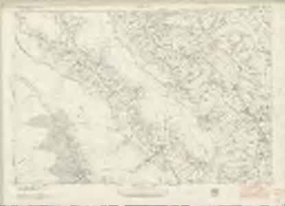Brecknockshire XXX - OS Six-Inch Map