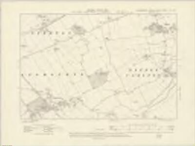 Lincolnshire LVI.NE - OS Six-Inch Map