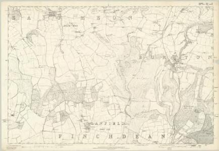 Hampshire & Isle of Wight LX - OS Six-Inch Map