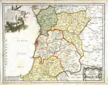 Parte septentrional do reyno de Portugal