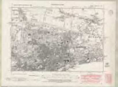 Forfarshire Sheet LIV.NW - OS 6 Inch map