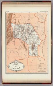 Provincia de La Rioja.