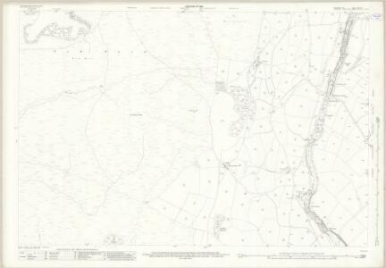 Westmorland XXXIX.12 (includes: Killington; Sedbergh) - 25 Inch Map