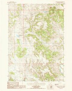 Missouri Buttes