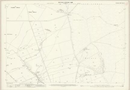 Durham XXIII.6 (includes: Stanhope) - 25 Inch Map