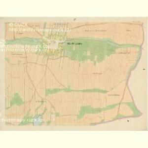 Hartmanitz - c1784-1-004 - Kaiserpflichtexemplar der Landkarten des stabilen Katasters