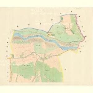 Hrachowetz - m0898-1-001 - Kaiserpflichtexemplar der Landkarten des stabilen Katasters