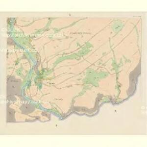 Klösterle (Klassterec) - c3130-1-009 - Kaiserpflichtexemplar der Landkarten des stabilen Katasters
