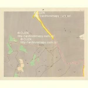 Hasel - c4128-2-003 - Kaiserpflichtexemplar der Landkarten des stabilen Katasters
