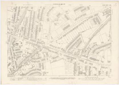 London XV.96 - OS London Town Plan