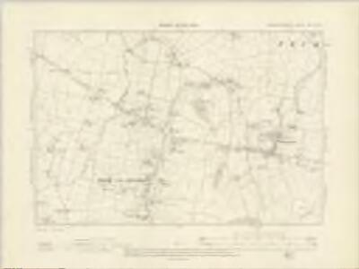 Worcestershire XXX.NW - OS Six-Inch Map
