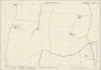 Nottinghamshire XXXV.16 (includes: Balderton; Hawton; Long Bennington) - 25 Inch Map