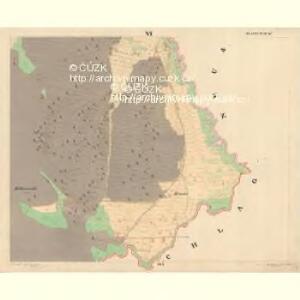 Heumoth - c6808-1-006 - Kaiserpflichtexemplar der Landkarten des stabilen Katasters