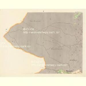 Gross Nixdorf - c4628-1-005 - Kaiserpflichtexemplar der Landkarten des stabilen Katasters