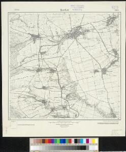 Meßtischblatt 2677 : Querfurt, 1931