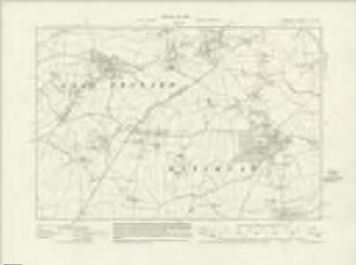 Somerset LIII.SE - OS Six-Inch Map