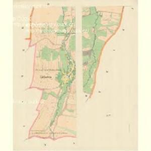 Krhowa - m1360-1-004 - Kaiserpflichtexemplar der Landkarten des stabilen Katasters
