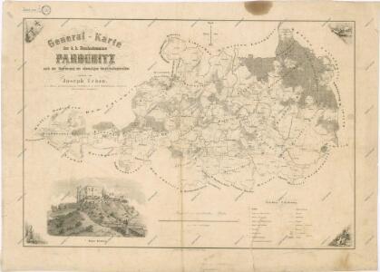Generalni Mapa Panstvi Pardubice