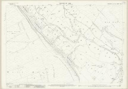 Yorkshire CXV.2 (includes: Arncliffe; Hawkswick; Litton) - 25 Inch Map
