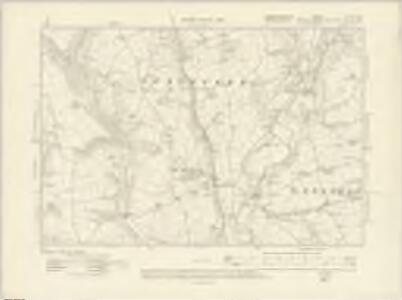 Carmarthenshire XXVIII.SW - OS Six-Inch Map
