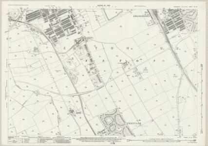 Yorkshire VI.16 (includes: Eston; Middlesbrough) - 25 Inch Map