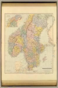Sweden, Norway.