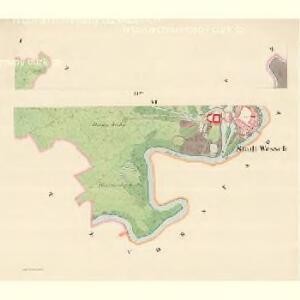 Wesseli - m3360-1-006 - Kaiserpflichtexemplar der Landkarten des stabilen Katasters