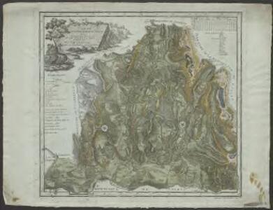Carte du gouvernement d'Aigle