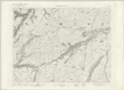 Glen Roy - OS One-Inch map