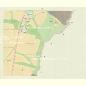 Hossin - c2235-1-006 - Kaiserpflichtexemplar der Landkarten des stabilen Katasters