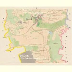 Bukownjk - c0676-1-002 - Kaiserpflichtexemplar der Landkarten des stabilen Katasters