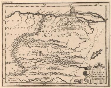 Austria Antiqva Cis Danvbiana Pannonica
