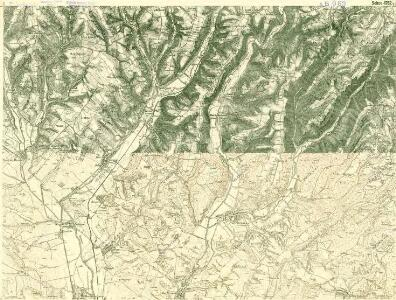 III. vojenské mapování 4762/1