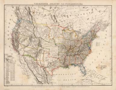 Composite: Vereinigte Staaten v. Nordamerika.